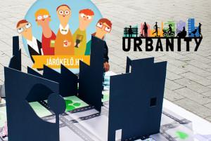 járókelő-urbanity